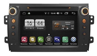 FarCar s170 Suzuki Sx-4 Android (L124)