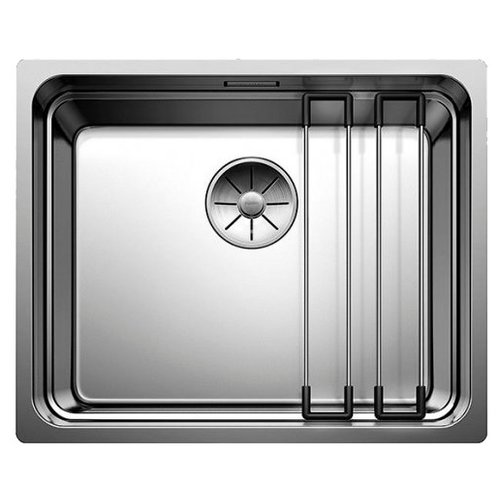 Врезная кухонная мойка 54 см Blanco Etagon 500-U Stainless steel 521841 сталь fashion 316l stainless steel ring black u s size 9 5