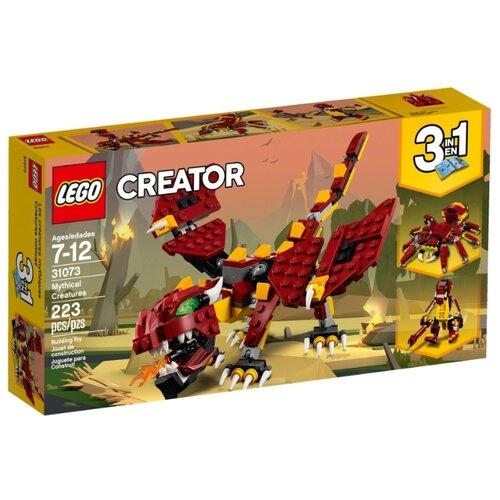 Конструктор LEGO Creator 31073 Мифические существаКонструкторы<br>