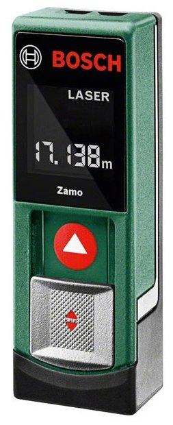 Лазерный дальномер BOSCH Zamo I — купить по выгодной цене на Яндекс.Маркете