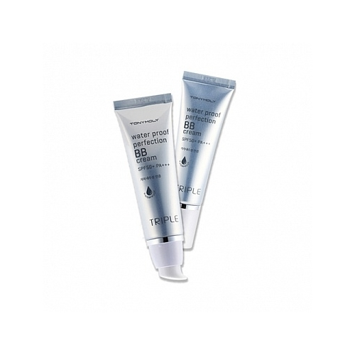 Triple BB крем Waterproof Perfection SPF50 50 гр Tony Moly