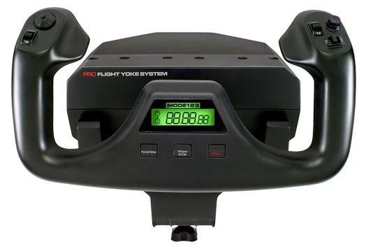 Штурвал Logitech Pro Flight Yoke System