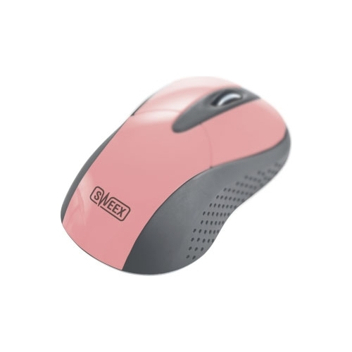 Мышь Sweex MI456 Wireless Mouse Pitaya Pink USB