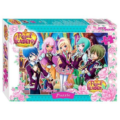 Пазл Step puzzle Rainbow Королевская академия (82167), 104 дет.