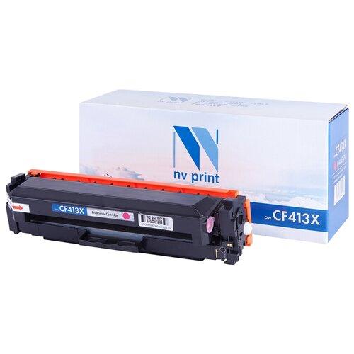 Фото - Картридж NV Print CF413X для HP, совместимый картридж nv print cf413x
