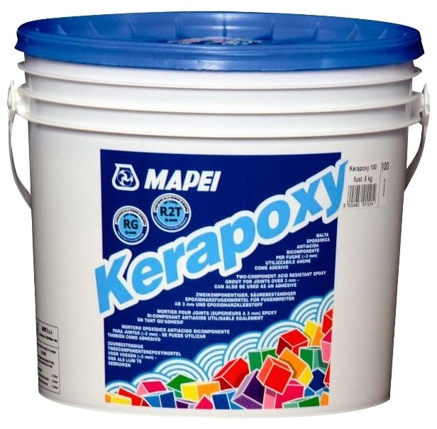 Затирка Mapei Kerapoxy 5 кг