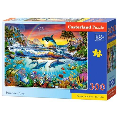 Купить Пазл Castorland Paradise Cove (В-030101), 300 дет., Пазлы