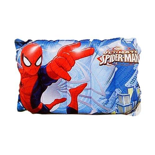 Купить Надувная подушка Bestway Spider-Man 98013 BW голубой/красный, Надувные игрушки