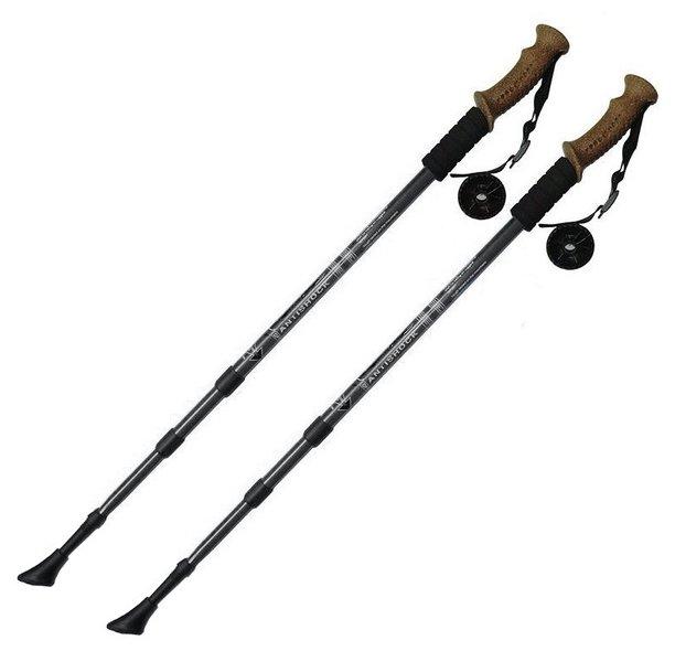 Палки для скандинавской ходьбы 2 шт. Hawk
