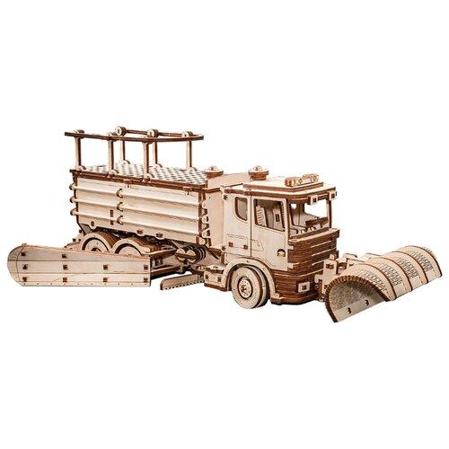 Купить Сборная модель Eco Wood Art Сноутрак, Сборные модели