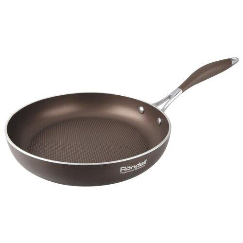 Сковорода Rondell Mocco RDA-276 24 см, коричневый сковорода rondell rda 276 24 см алюминий