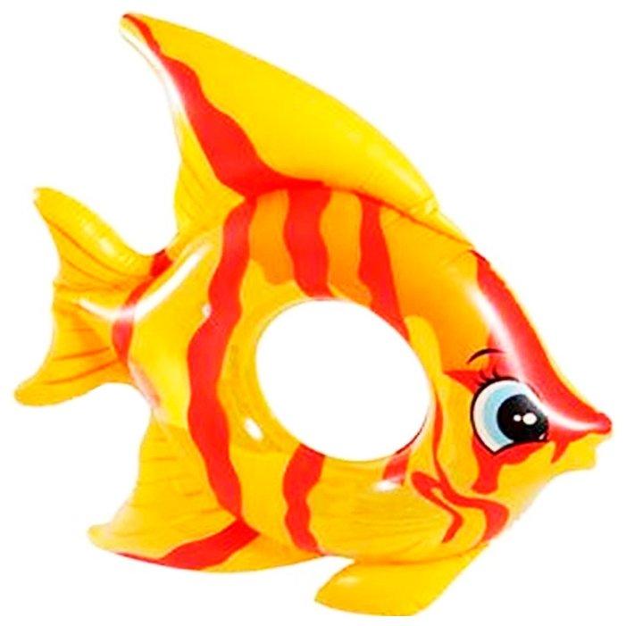 Надувной круг Intex Рыбка 59219