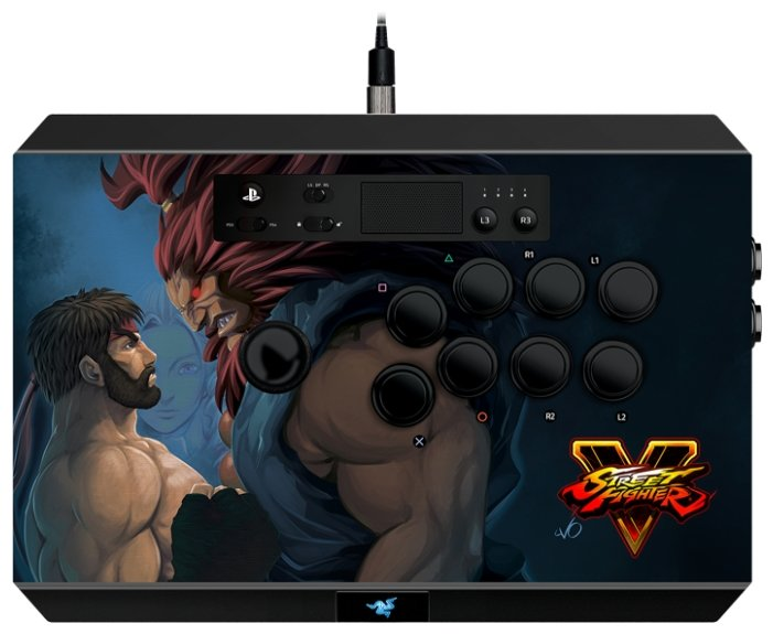 Razer Геймпад Razer Panthera Street Fighter V