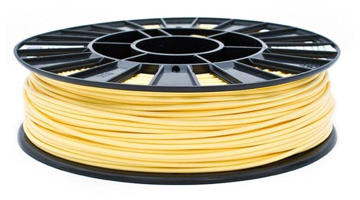 PLA пруток REC 2.85 мм желтый