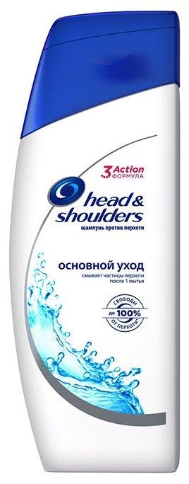 Head & Shoulders шампунь против перхоти Основной уход — купить по выгодной цене на Яндекс.Маркете