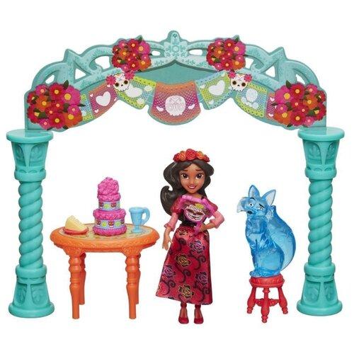 Набор Hasbro Disney Елена из Авалора Праздничная коллекция, C0384 hasbro мини кукла hasbro disney princess елена принцесса авалора елена