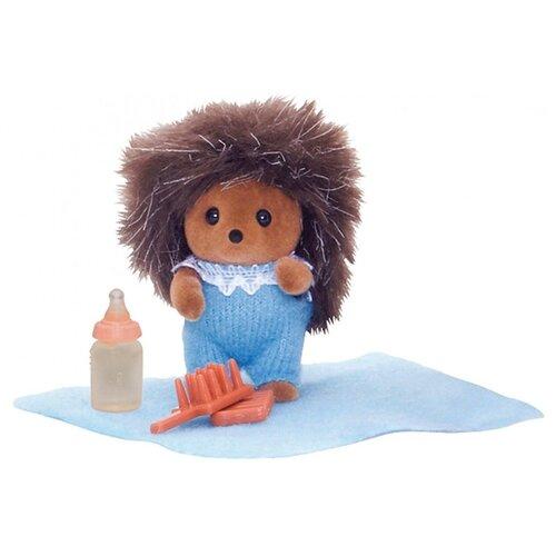 Купить Игровой набор Sylvanian Families Малыш ёжик 3401/5068, Игровые наборы и фигурки