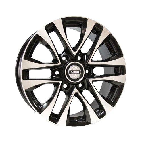 Фото - Колесный диск Neo Wheels 732 7.5х17/6х139.7 D106.1 ET25, BD колесный диск neo wheels 640 6 5х16 5х114 3 d66 1 et50 8 65 кг bd