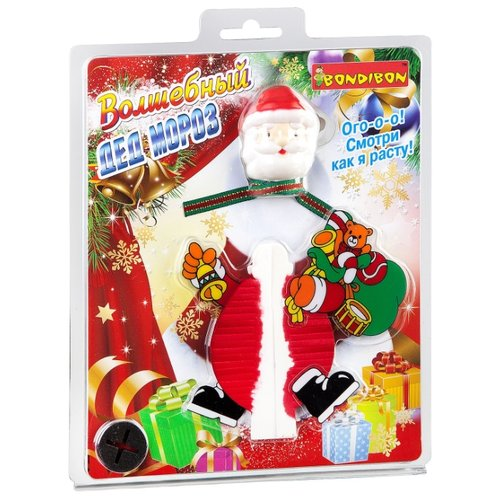 Купить Набор для исследований BONDIBON Волшебный Дед Мороз (ВВ1306), Наборы для исследований