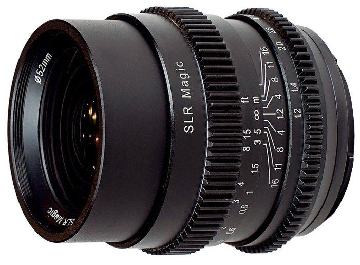 Объектив SLR Magic 35mm f/1.2 Sony E