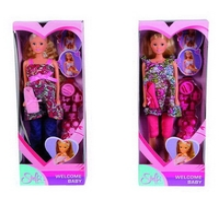 Кукла Steffi Love Штеффи беременная, 29 см, 5734000, в ассортименте