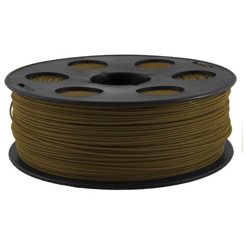 Купить PLA пруток BestFilament 1.75 мм золотистый металлик 1 кг