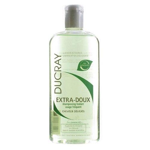 Ducray шампунь Extra-Doux 200 мл ducray лосьон от перхоти с цинком скванорм 200 мл ducray перхоть