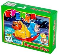 Кубики-пазлы Десятое королевство Винни-Пух 00673