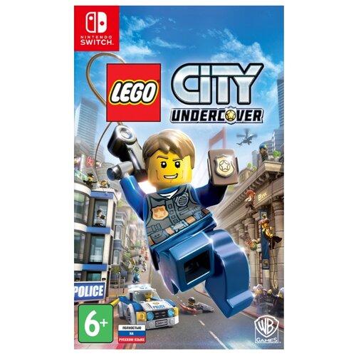 Игра для Nintendo Switch LEGO City Undercover игра для nintendo switch zumba burn it up