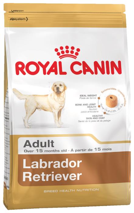 Royal Canin Labrador Retriever Adult (12 кг)
