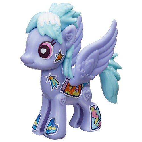 Игровой набор My Little Pony Создай свою пони Клауд Чейзер B5108 игровой набор b2072eu4 на ферме яблочная аллея my little pony my little pony