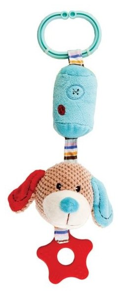 Подвесная игрушка Жирафики Собачка Билли (939329)
