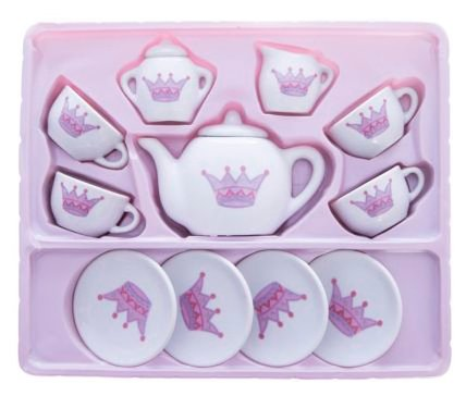Набор посуды Mary Poppins Корона 453013