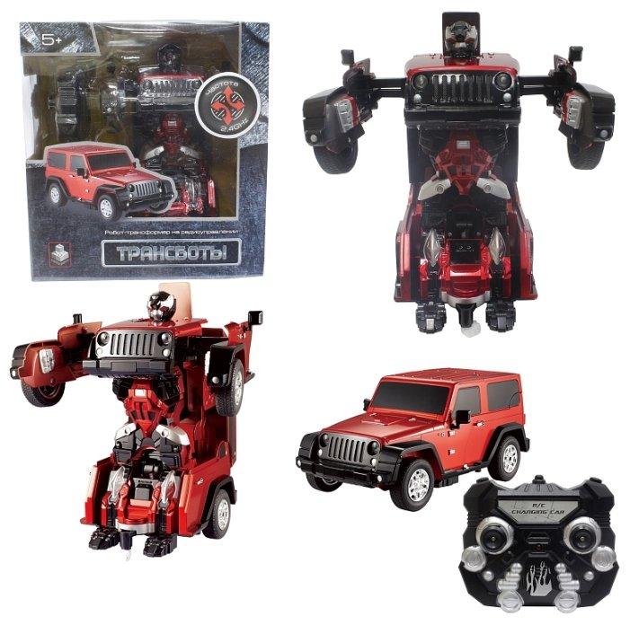 Робот-трансформер 1 TOY Джип