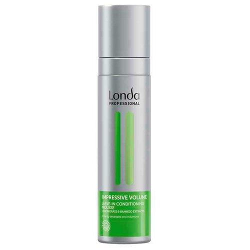 Купить Londa Professional IMPRESSIVE VOLUME Несмываемый мусс-кондиционер для объема волос, 200 мл