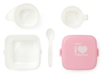 Комплект посуды Farlin Bentoo для еды (AEF-B008)