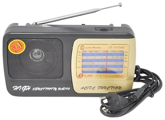 Радиоприемник LuxeBass LB-408AC