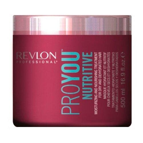 Revlon Professional Pro You Маска увлажняющая и питательная, 500 млМаски и сыворотки<br>
