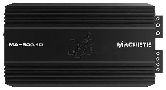 Автомобильный усилитель Alphard Machete MA-800.1D