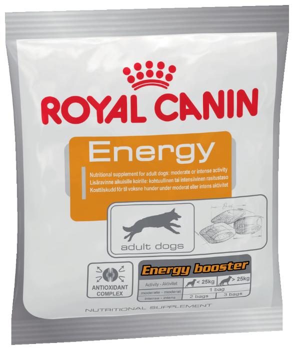 Корм для собак Royal Canin Energy