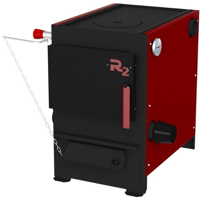 Твердотопливный котел Термокрафт R2 15