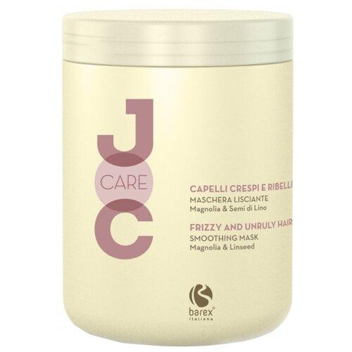 Купить Barex Joc Care Маска разглаживающая Магнолия и Семя льна для волос Smoothing Mask Magnolia & Linseed, 1000 мл