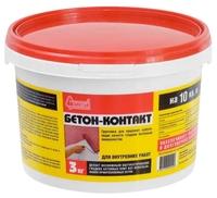 Грунтовка Старатели Бетон-Контакт (3 кг)