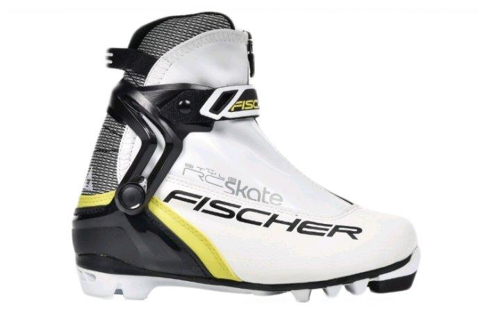Ботинки для беговых лыж Fischer RC7 Skate - купить недорого в ... c6ba8240085