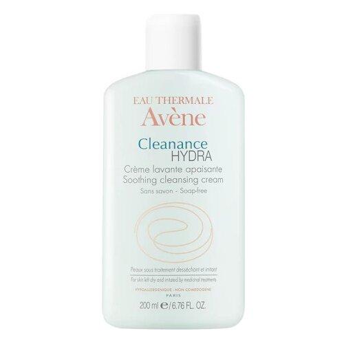 AVENE Cleanance HYDRA Очищающий смягчающий крем, 200 мл avene очищающий гель клинанс 200 мл avene cleanance