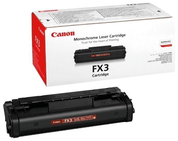 Картридж Canon FX3 (1557A003)