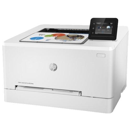 Фото - Принтер HP Color LaserJet Pro M254dw белый принтер hp laserjet pro m203dw g3q47a
