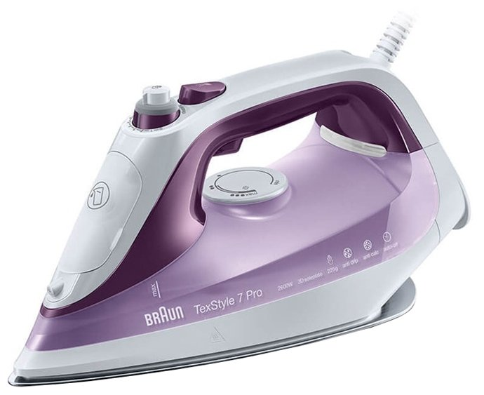 Утюг Braun SI 7066 TexStyle 7 Pro