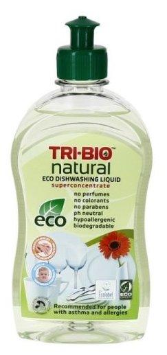 TRI-BIO жидкость для мытья посуды натуральная 420 мл
