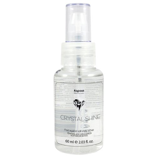 Kapous Professional Professional Флюид для секущихся кончиков волос Crystal Shine, 60 мл